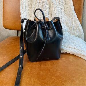 Mansur Gavriel Ballerina Mini Mini Bucket Bag